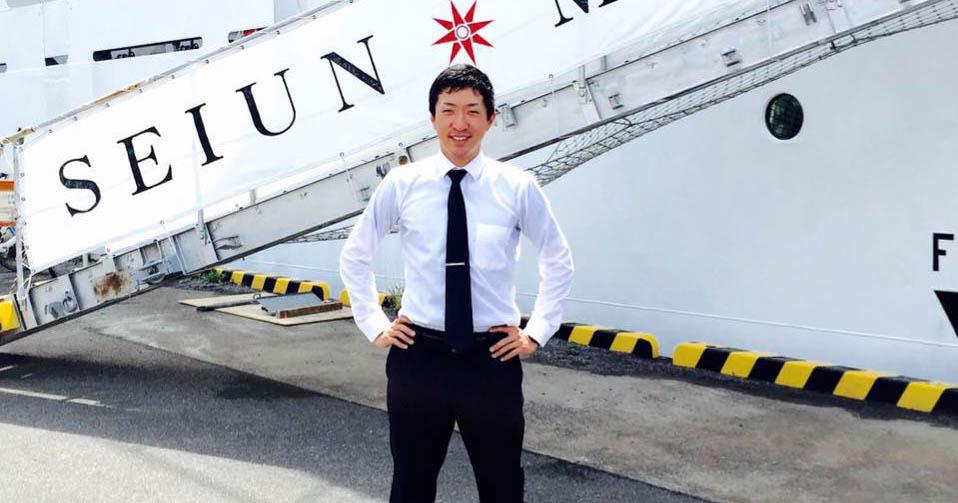 未経験でもできる!航海士のキャリアを捨て3ヶ月でWebデザイナーに。