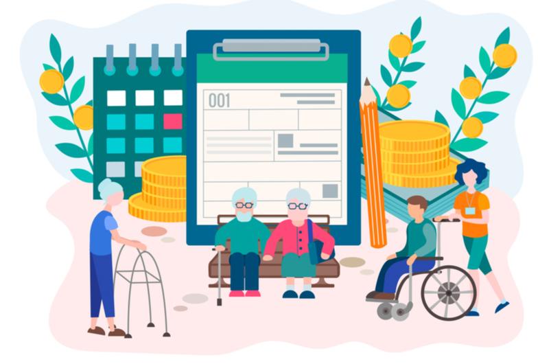 個人事業主の介護保険