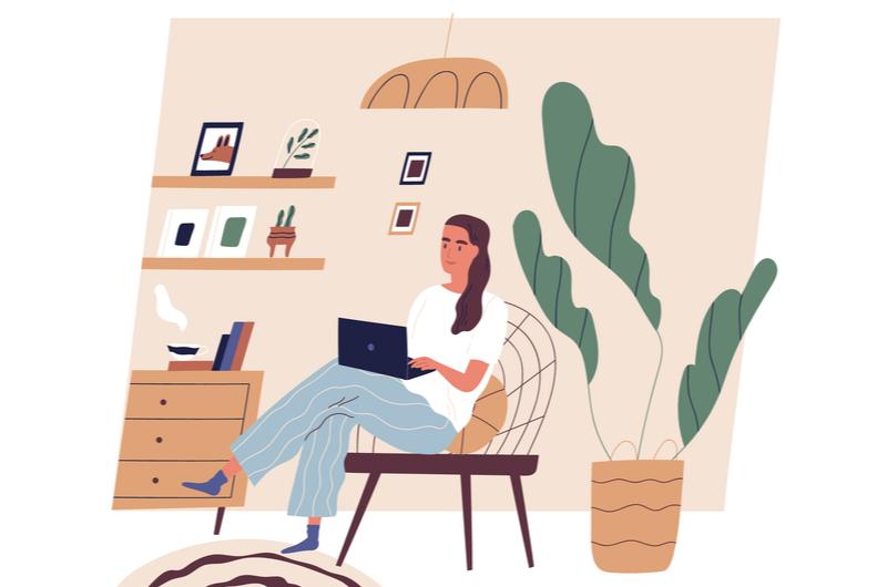 大学生におすすめのスキルアップが見込めるアルバイトのイメージ