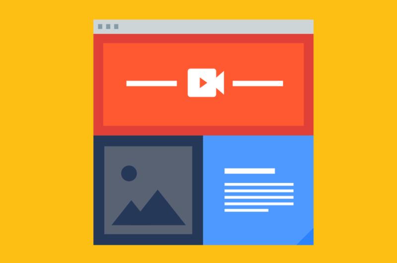 Webデザインのイメージ