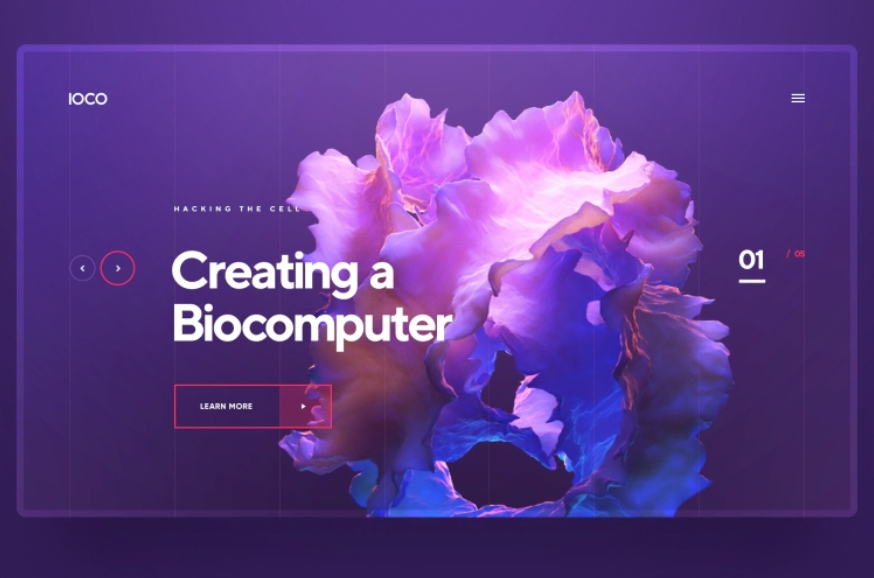 IOCO / Biocomputer by Mike   Creative Mints