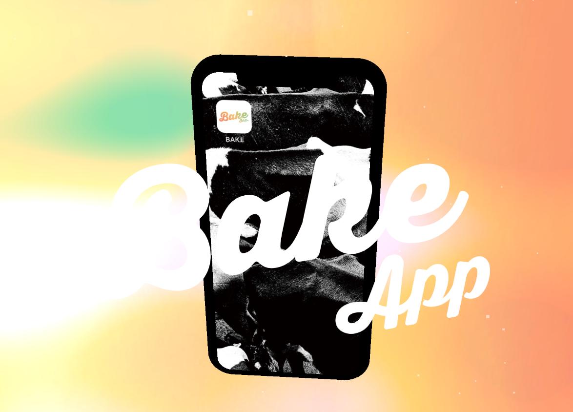 BakeApp