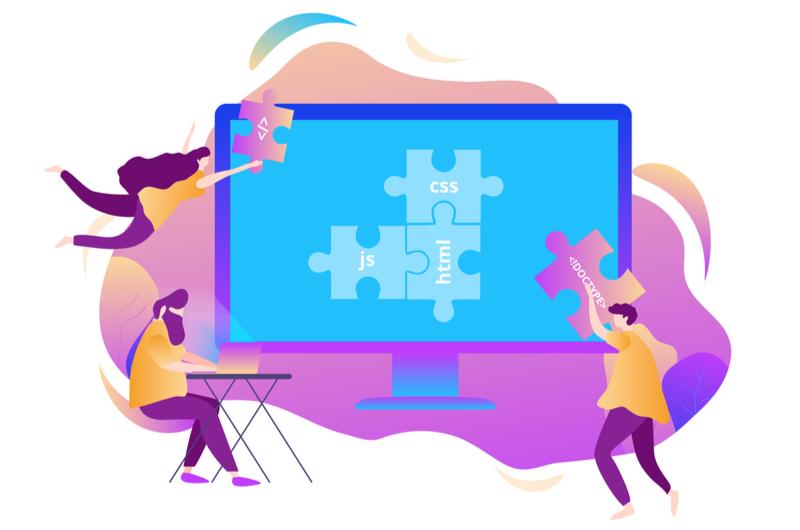 プログラミングの「クラス」のイメージ