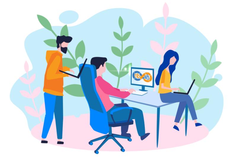プログラミングスクールのイメージ
