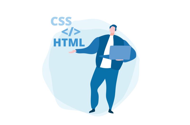 CSSのフレームワークのイメージ
