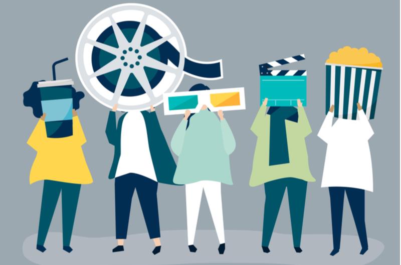 仕事に繋がる映画
