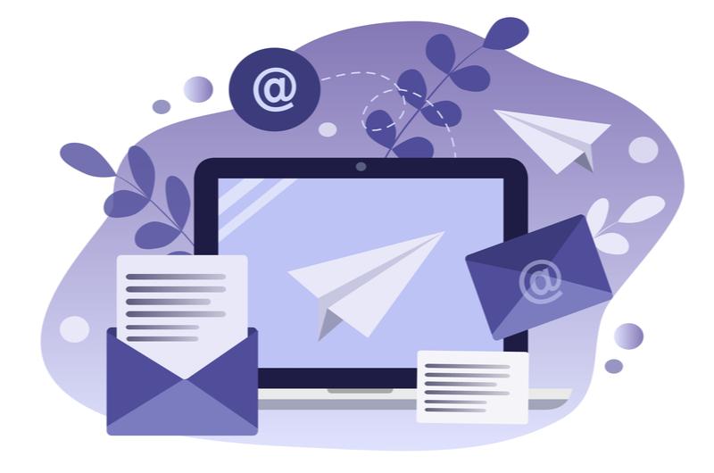 基本的なメールの返信の仕方